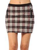 See U Soon Mini Skirt - Lyst