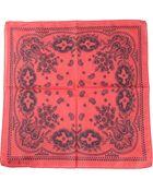 Alex Mill Botanical Handkerchief - Lyst