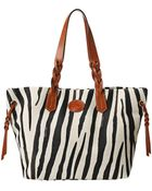 Dooney & Bourke Shopper - Lyst