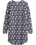 H&M Long-Sleeved Dress - Lyst