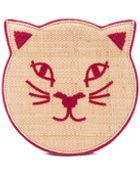 Charlotte Olympia Pussycat Clutch - Lyst