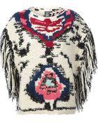 Etoile Isabel Marant 'Shanon' Sweater - Lyst