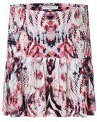 IRO Tie-Dye Skirt - Lyst