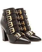 Laurence Dacade Buckled Ankle Boots - Lyst