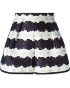 Mother Of Pearl Floral Print Shorts - Lyst