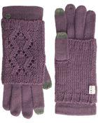 Roxy Bonfire Gloves - Lyst