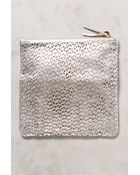 Clare V. Laser Lattice Pouch - Lyst