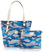 Bric's X-Bag Camouflage Foldable Tote - Lyst