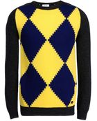 Moschino Crewneck Sweater - Lyst
