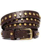 Asos Stud Boyfriend Waist Belt - Lyst