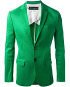DSquared2 Two Button Blazer - Lyst