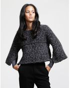 Wool And The Gang Fair Lady Cape - Lyst