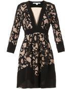 Diane von Furstenberg Fern Dress - Lyst