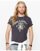 Denim & Supply Ralph Lauren Print T-Shirt - Lyst