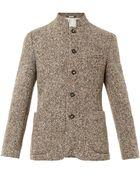 Massimo Alba Tweed-Wool Blazer - Lyst