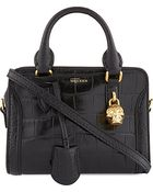 Alexander McQueen Mini Padlock Cross-Body Bag - For Women - Lyst