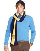 Polo Ralph Lauren Wool V-Neck Sweater - Lyst