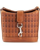 Peter Jensen 'Angela' Rabbit Embossed Bag - Lyst