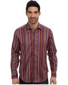 Robert Graham Heartland L/S Woven Sport Shirt - Lyst