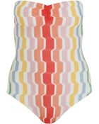 Missoni Lurex One Piece - Lyst