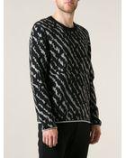 Lanvin Knit Sweater - Lyst