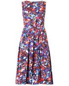 Saloni 'Tilly' Dress - Lyst