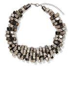 Nasty Gal Rubix Collar Necklace - Lyst