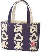 Uniqlo Shochiku Kabuki Mini Tote Bag - Lyst