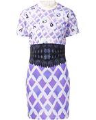 Adidas X Mary Katrantzou 'Lola' Dress - Lyst