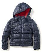 Tommy Hilfiger Puffer Jacket - Lyst