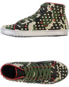 Colors Of California High-Tops & Trainers - Lyst