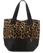 Urban Originals Coogee Leopard-Print Tote Bag - Lyst