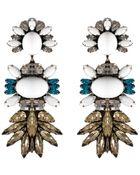 DANNIJO Kendall Earrings Kendall Earrings - Lyst