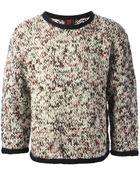 Jean Paul Gaultier Knitted Jumper - Lyst