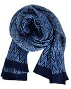 Missoni All Over Zigzag Scarf - Lyst
