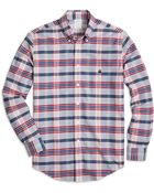 Brooks Brothers Non-Iron Regent Fit Tartan Sport Shirt - Lyst