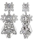 Givenchy Etta Crystal Drop Earrings - Lyst