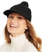 Echo Baseball Hat with Pom - Lyst