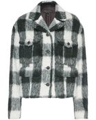 Rag & Bone Louisiana Wool, Alpaca And Mohair-Blend Jacket - Lyst