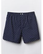 Gap Two Color Dot Boxers (Slim Fit) - Lyst