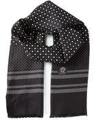 Dolce & Gabbana Polka Dot Neck Tie - Lyst