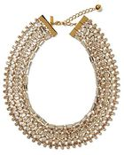 Kate Spade Vegas Jewels Multi Strand Necklace - Lyst