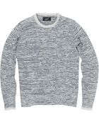 Grayers Peter Linen-Blend Stripe Pullover - Lyst
