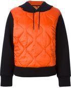 Neil Barrett Padded Sweatshirt - Lyst