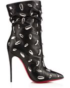 Christian Louboutin Nail Booty - Lyst