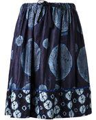 Dosa Printed Skirt - Lyst