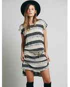 Free People Womens Personal Favorite Dress - Lyst