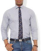 Ralph Lauren Polo Glen Plaid Estate Shirt – Slim Fit - Lyst
