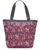 LeSportsac Hailey Printed Tote Bag - Lyst
