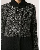 Proenza Schouler Multi-Knit Sweater - Lyst